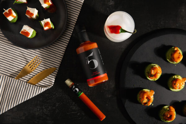 Regal Red Pepper - Superfood Sauce with Antioxidants and Ginseng - Chilli No. 5