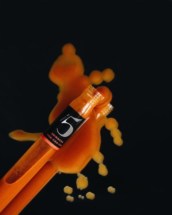 Sriracha Cha Cha Cha -Chilli No. 5 - Hot Sauce