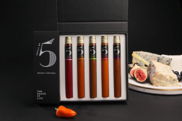 Chilli No. 5 - Chilli Sauce Gift Set - Kitchen Collection