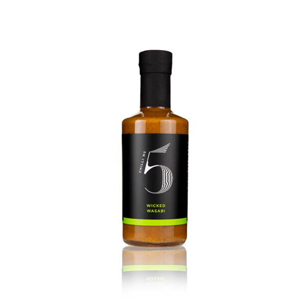 Chilli-No-5-Sauce-Wicked-Wasabi-Bottle-Healthy-Hot-Sauce