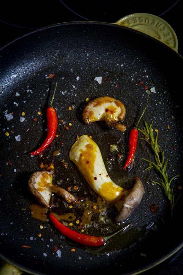 Chilli No. 5 - Healthy Hot Sauce -