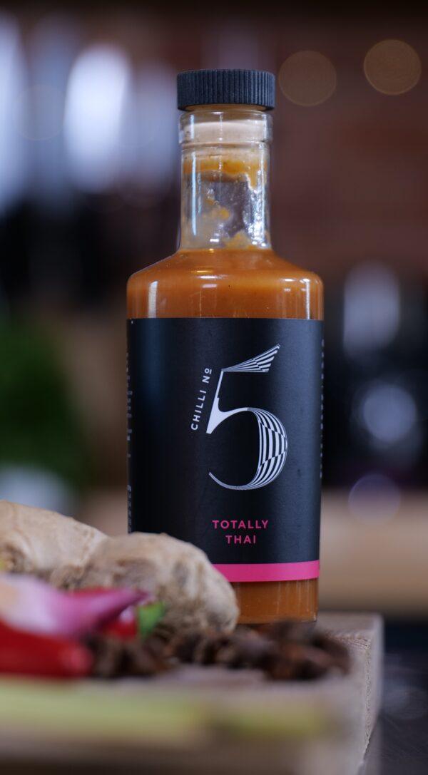 Chilli No. 5 - Healthy Hot Vegan Chilli Sauce - Vegan Ramen - 3395