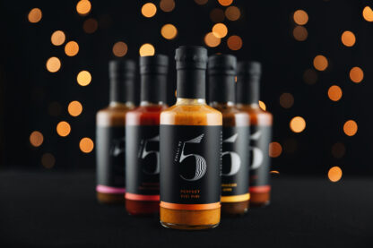 Hot Sauce Bottle Subscription