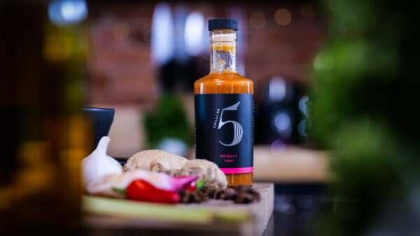 Chilli-No.5 -Chilli-Sauce-Gourmet-Hot-Sauce