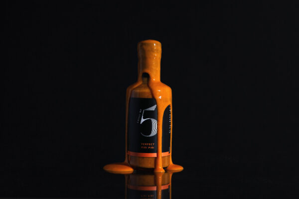 Large Piri Piri Sauce Bottle 200ml