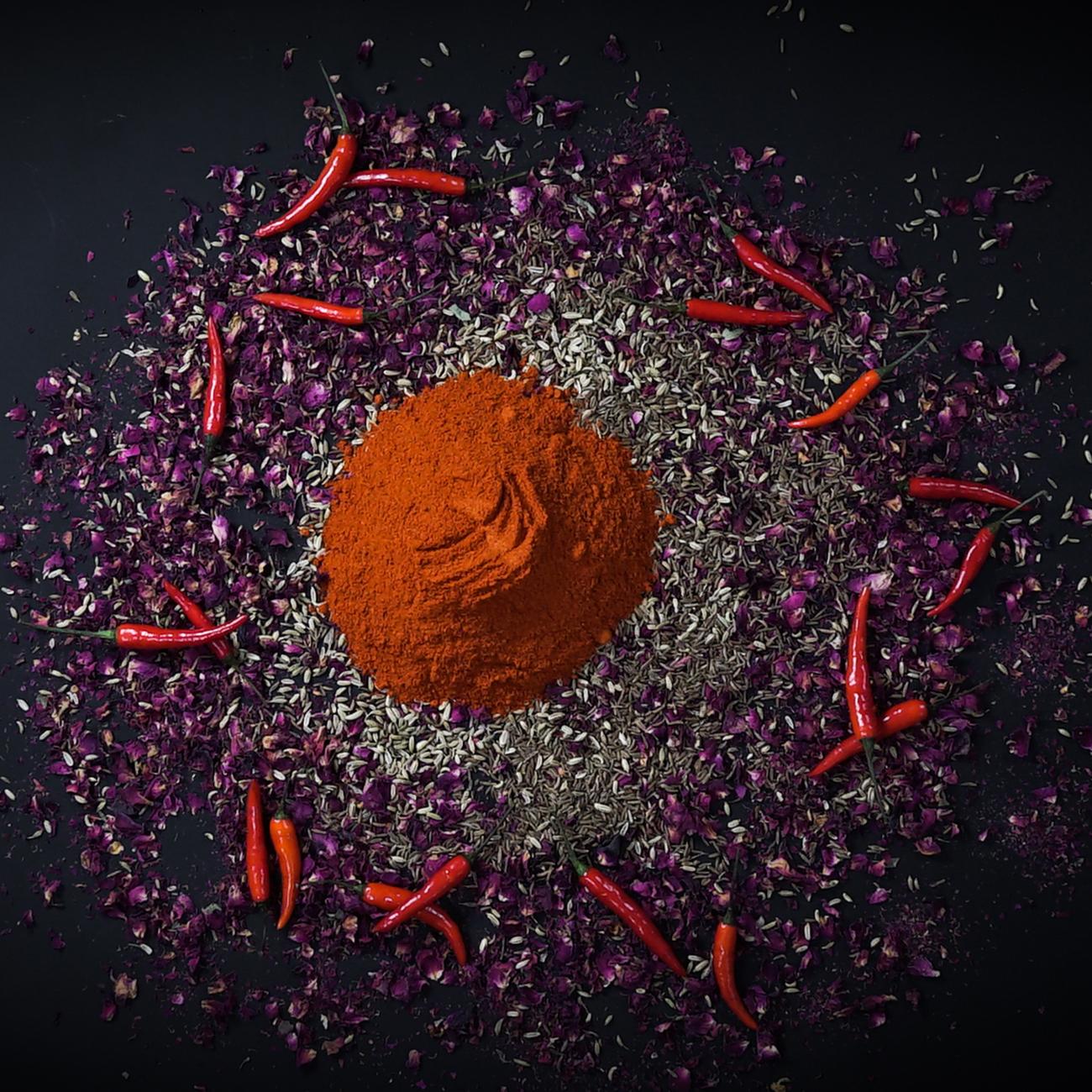 Wie scharfe Soße hergestellt wird Chili Nr. 5