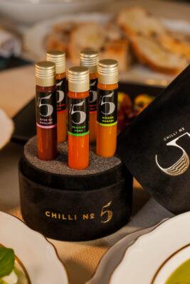 Chilli No. 5 - Hot Healthy Chilli Sauce Gift Set - Celebration - (81 sur 147)