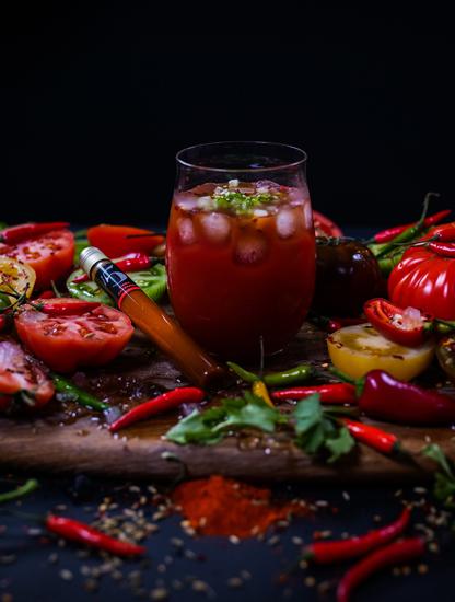 Chilli No. 5 - Fiery Gazpacho - Bloody Mary Mix