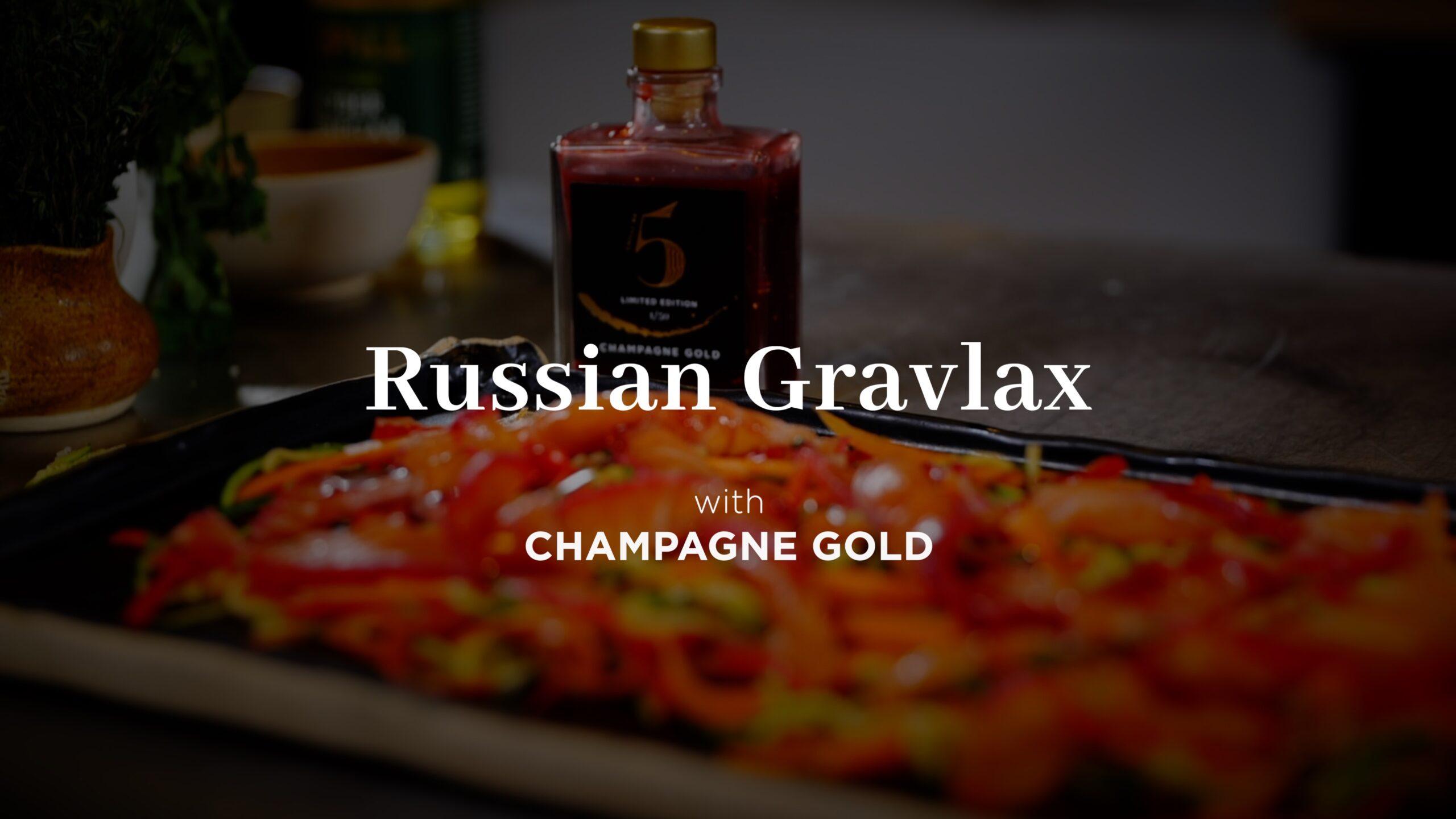 Chilli No. 5 - Superfood Mondays - Russian Gravlax
