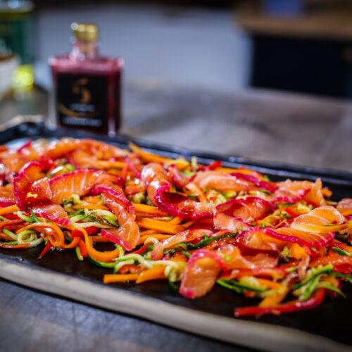 Chilli No.5 - Russian Gravlax - Superfood Mondays