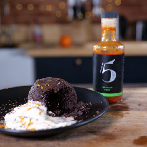 Chilli No. 5 - Chocolate Fondant