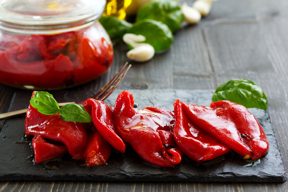 Health Benefits Red Peppers