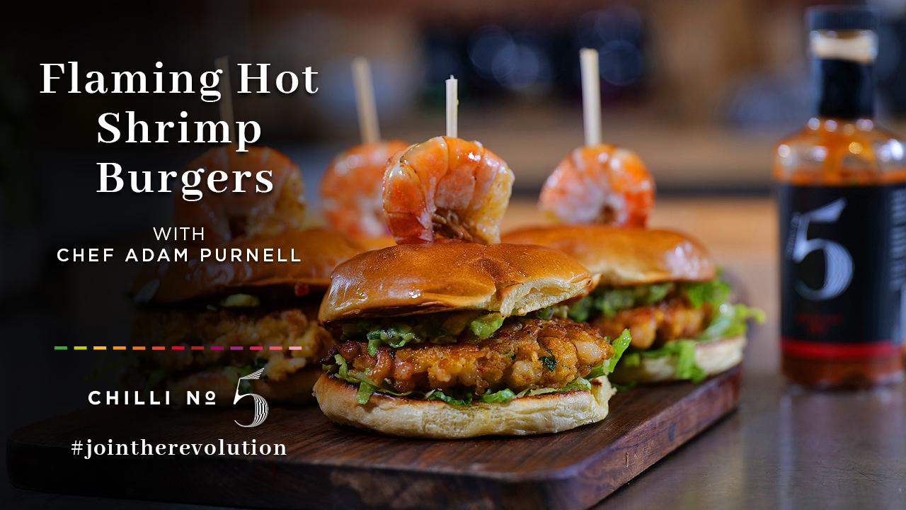 Chilli-No-5-Flaming-Hot-Shrimp-Burgers