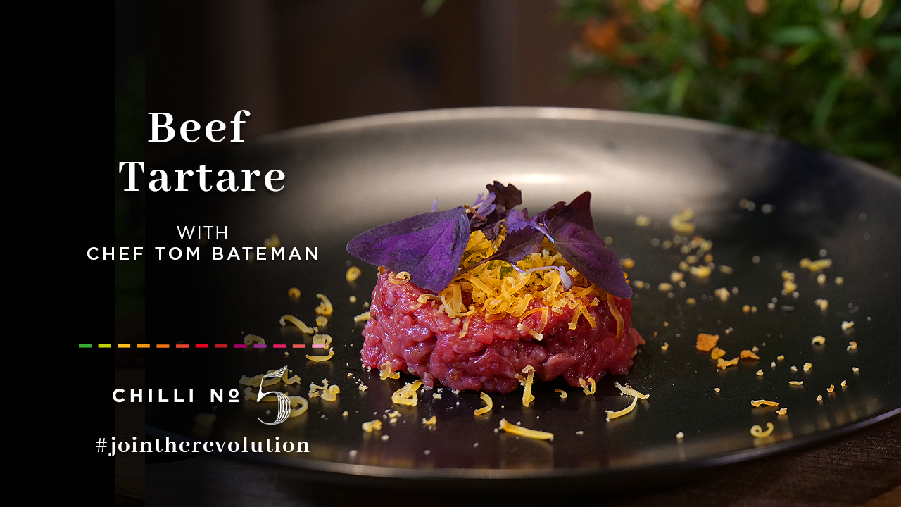 Beef Tartare - superfood monday - Chili No 5