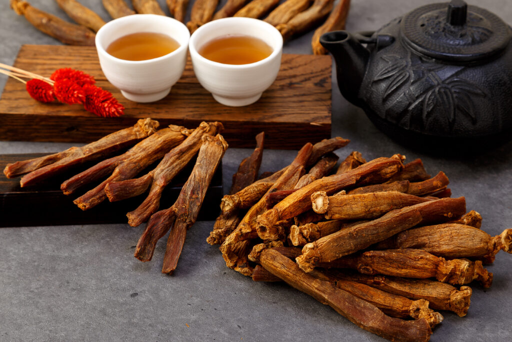 Red Ginseng - superfoods - health benefits of Red Ginseng - amazing health - improve your health