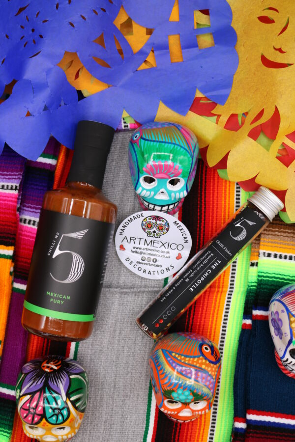 Mexican Decor & Gourmet Giftset - Chilli No. 5