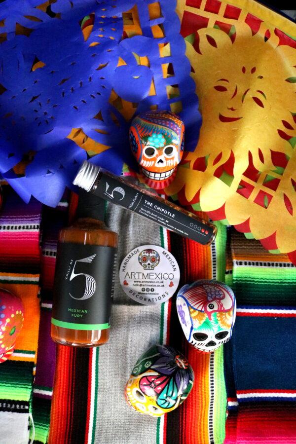Mexican Fury - Mexican Chilli & Decoration Bundle - Chilli No. 5