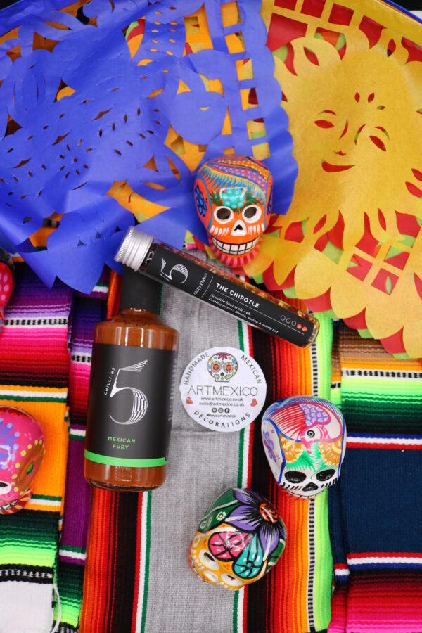 Mexican Fury - Mexican Spicy Chilli & Decoration Bundle - Chilli No. 5