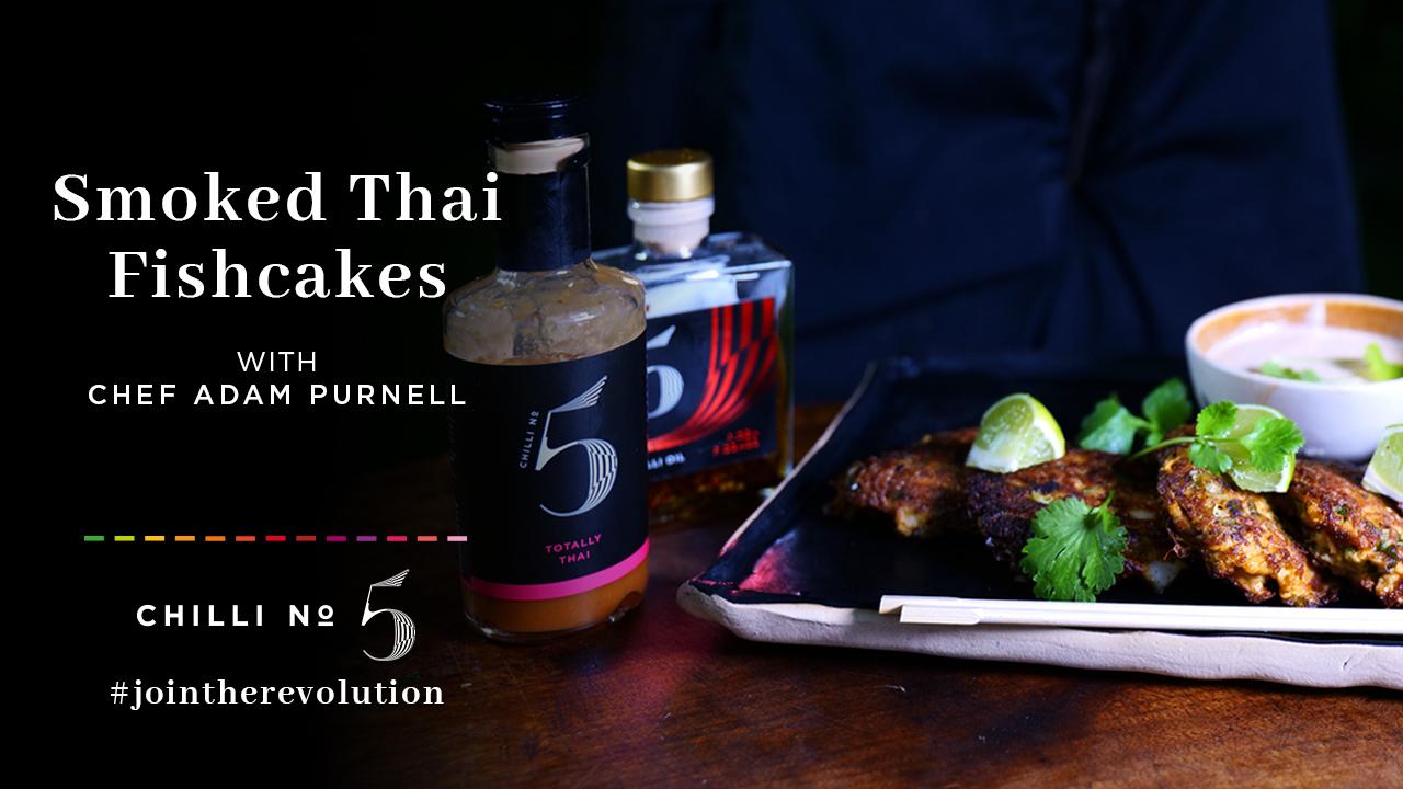 Easy low- carb Smoked Thai Fishcakes