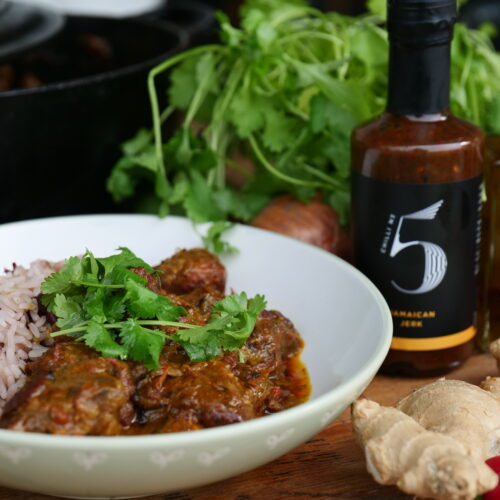 Spicy Goat Curry