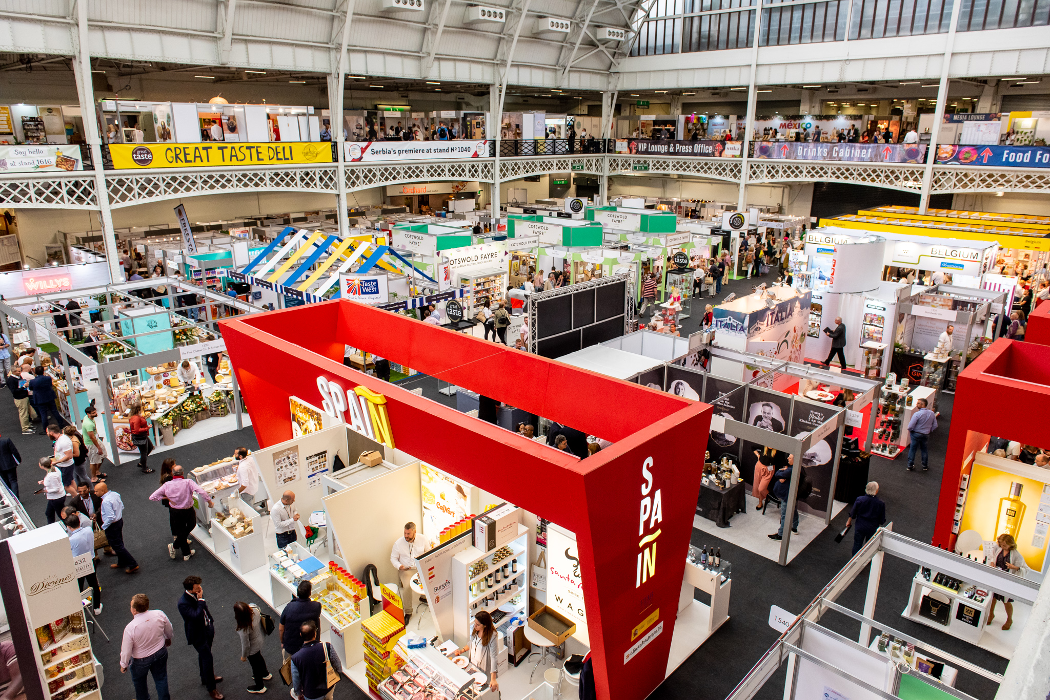 Specialty & Fine Food Fair